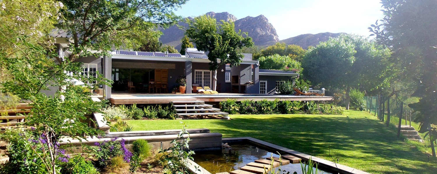Peace & Tranquility in Montagu